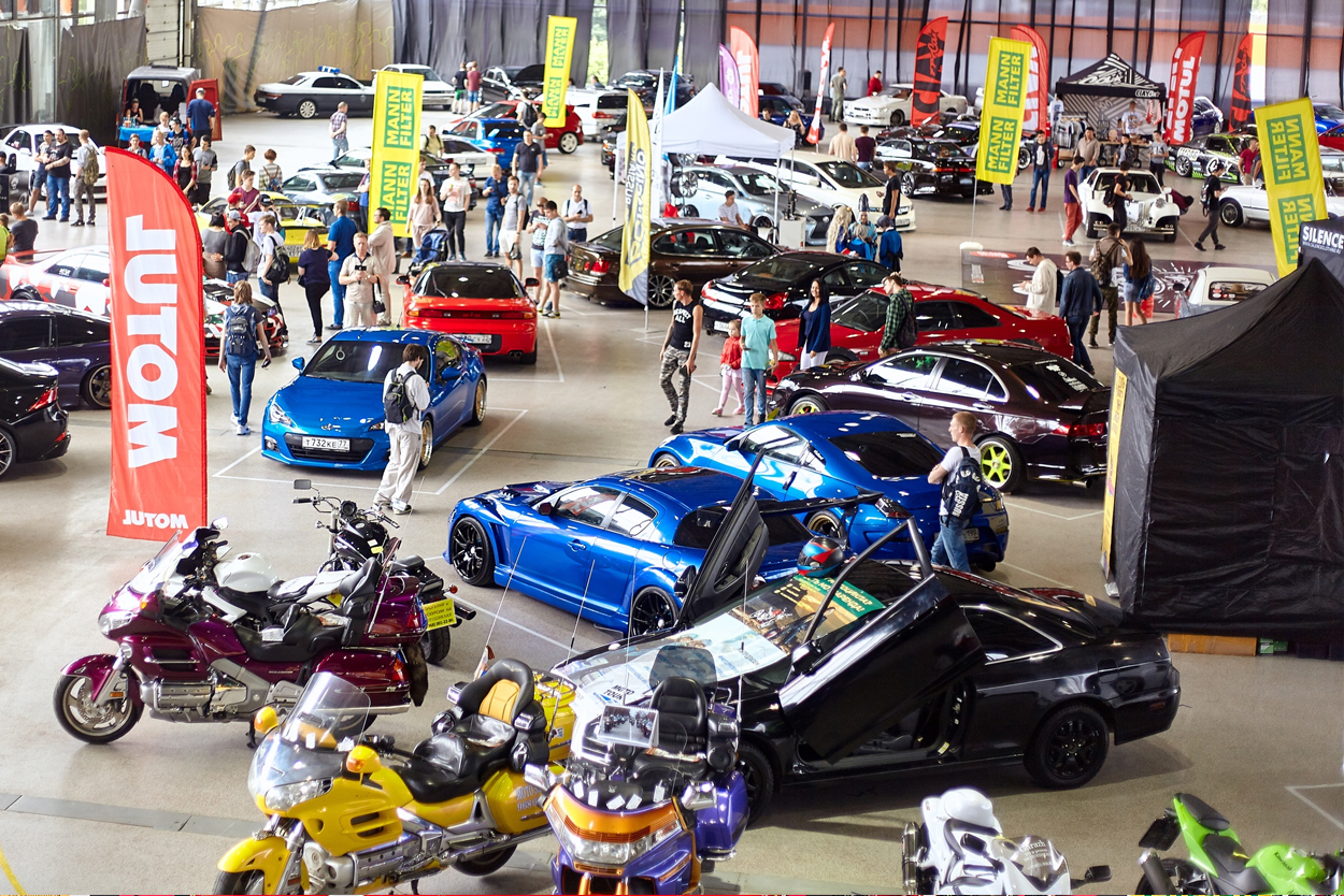 Japan cars & culture expo 2018